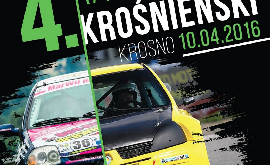 4. Rajd Krośnieński  LED lights have been