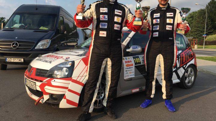 Revline Racing Team na podium Rajdu Rzeszowiak