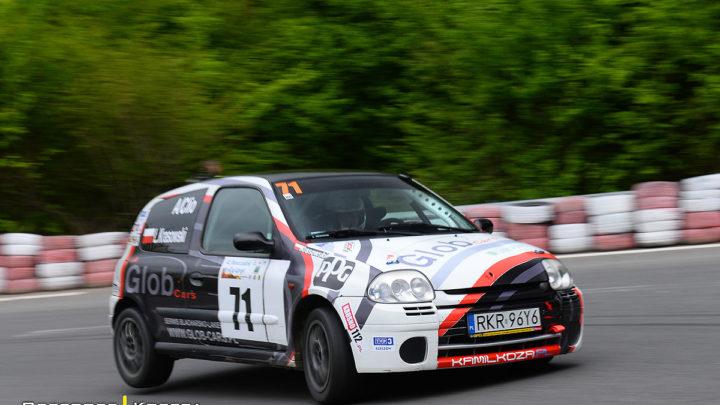 Glob Cars Racing przed starem w 4. Wyścigu Górskim Magura Małastowska