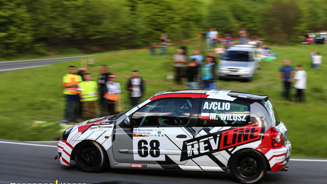Revline Racing Team przed startem 4. Wyścigu Górskiego Magura Małastowska