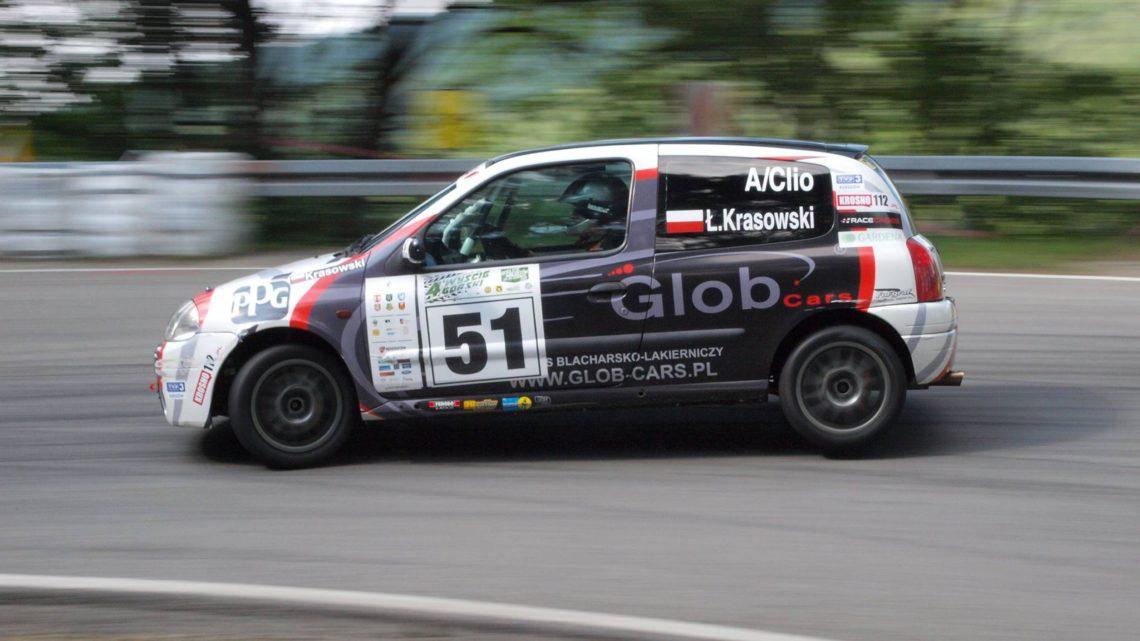 Glob Cars Racing po 4. Wyścigu Górskim Magura Małastowska
