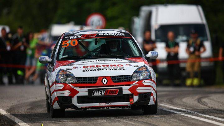Revline Racing Team po 4. Wyścigu Górskim Magura Małastowska