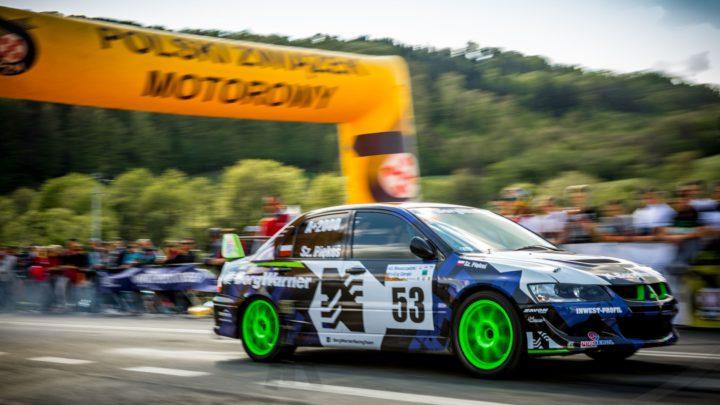 BorgWarner Racing Team przed 4. Wyścigiem Górskim Magura Małastowska