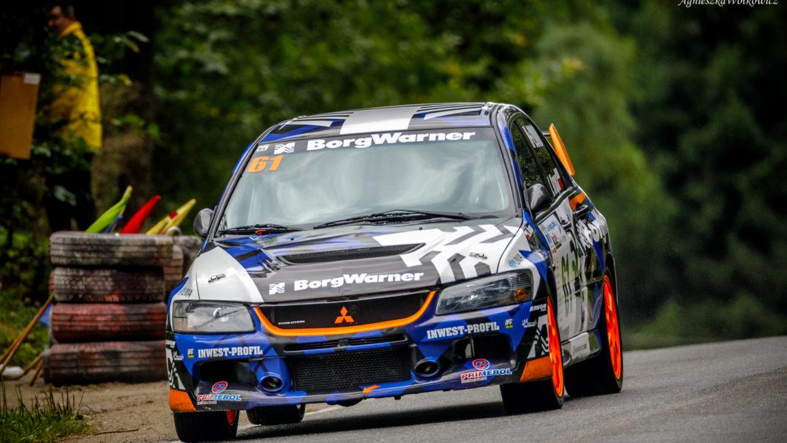 BorgWarner Racing Team po Wyścigu Górskim Prządki