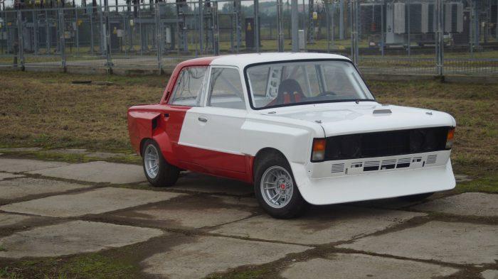 """""""Tadeusz"""" czyli niezwykła historia Fiata 125p GTJ"""