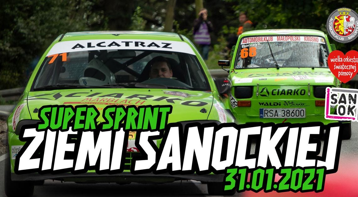 Super Sprint Ziemi Sanockiej rozpocznie wyścigowy sezon!