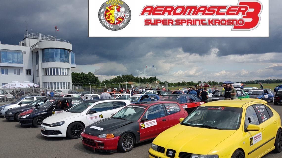 Super Sprint AERO MASTER 3