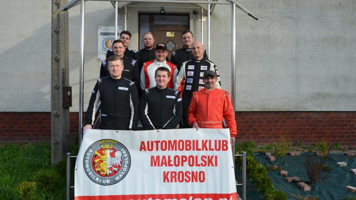 Reprezentacja Automobilklubu Małopolskiego Krosno