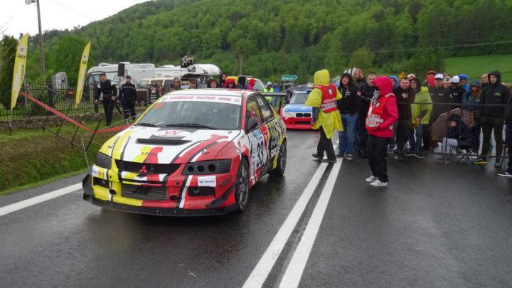 Nasza reprezentacja podczas 47. Bieszczadzkiego Wyścigu Górskiego – Valvoline